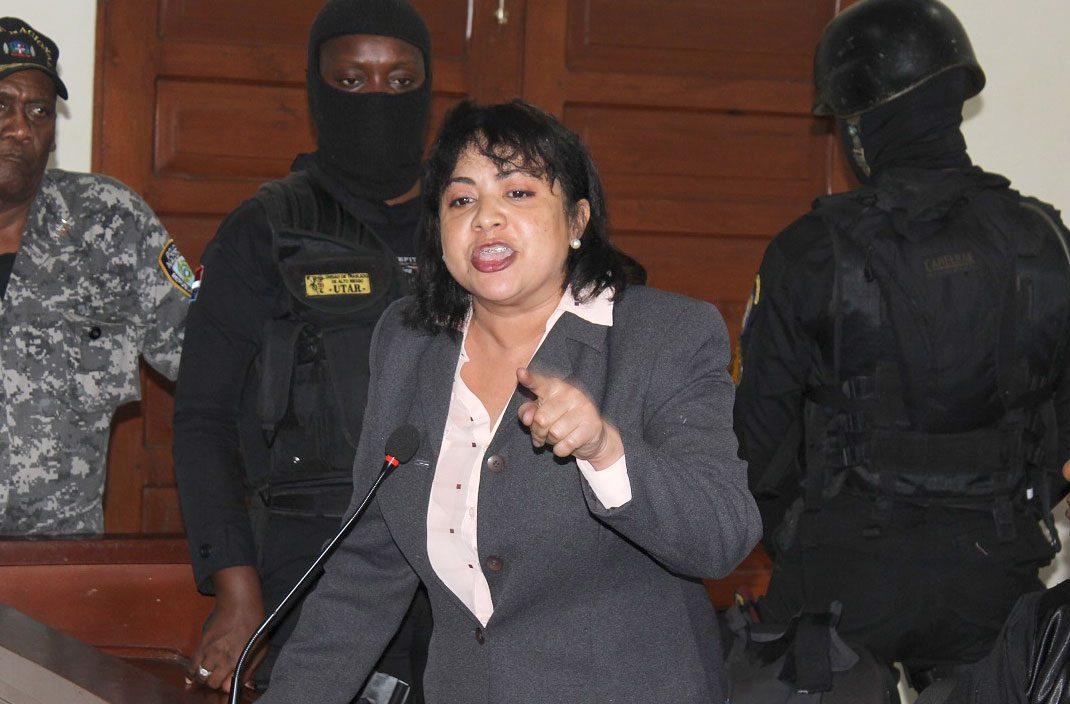 Marlin Martínez denuncia extorsión y difusión de falsa información