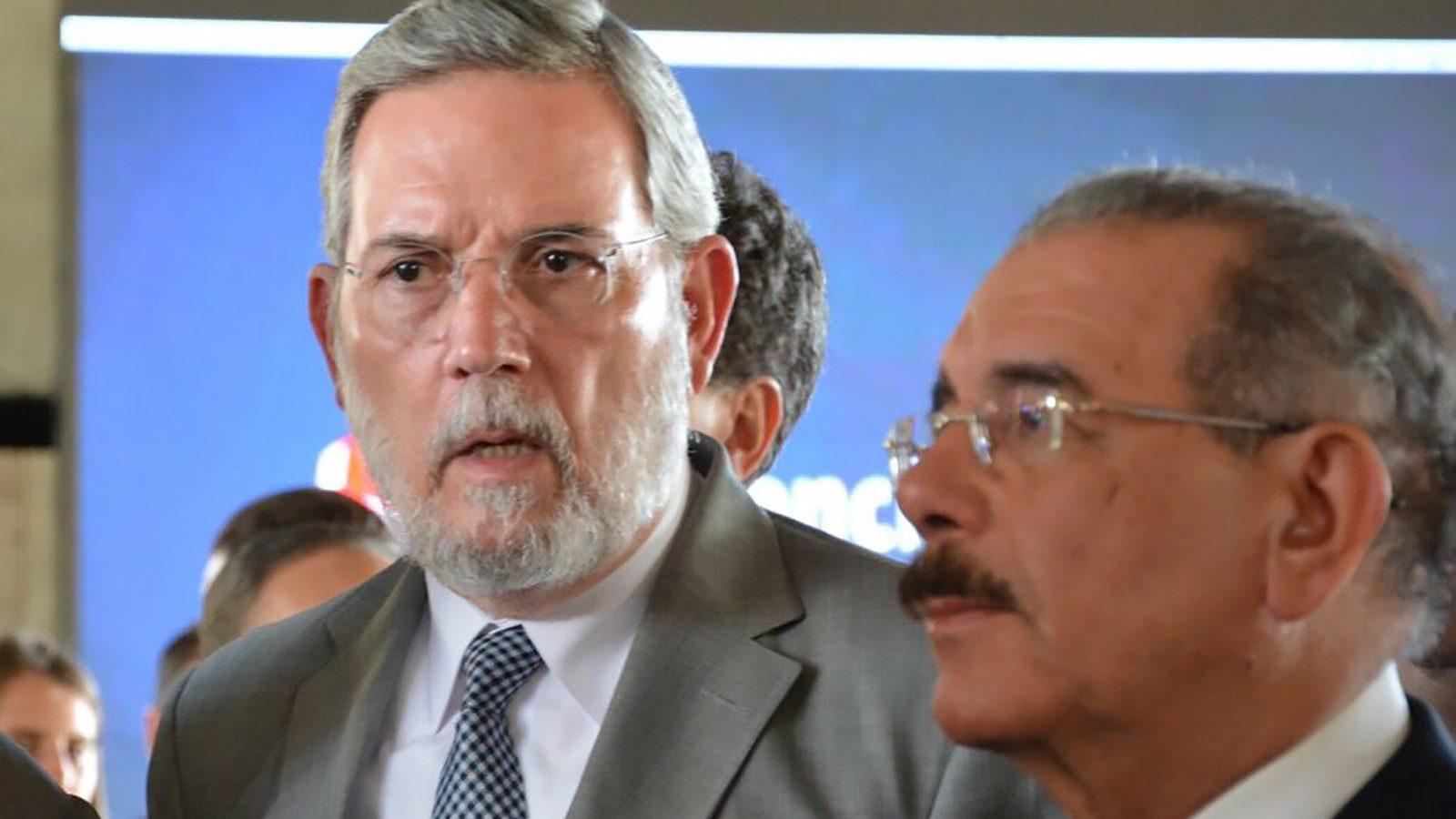 Roberto Rodríguez Marchena, exportavoz de la Presidencia