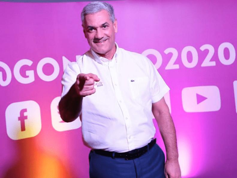 Gonzalo Castillo lanza plataforma un voto más - N Digital