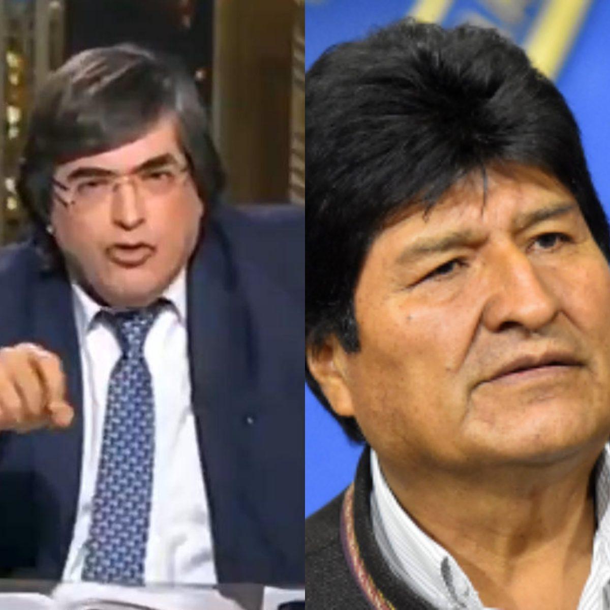 Jaime Bayly Nacionalidad / El exportero francisco 'paco' bazán insinuó que el periodista habría quedado prendado del atractivo físico del hoy entrenador de fútbol.