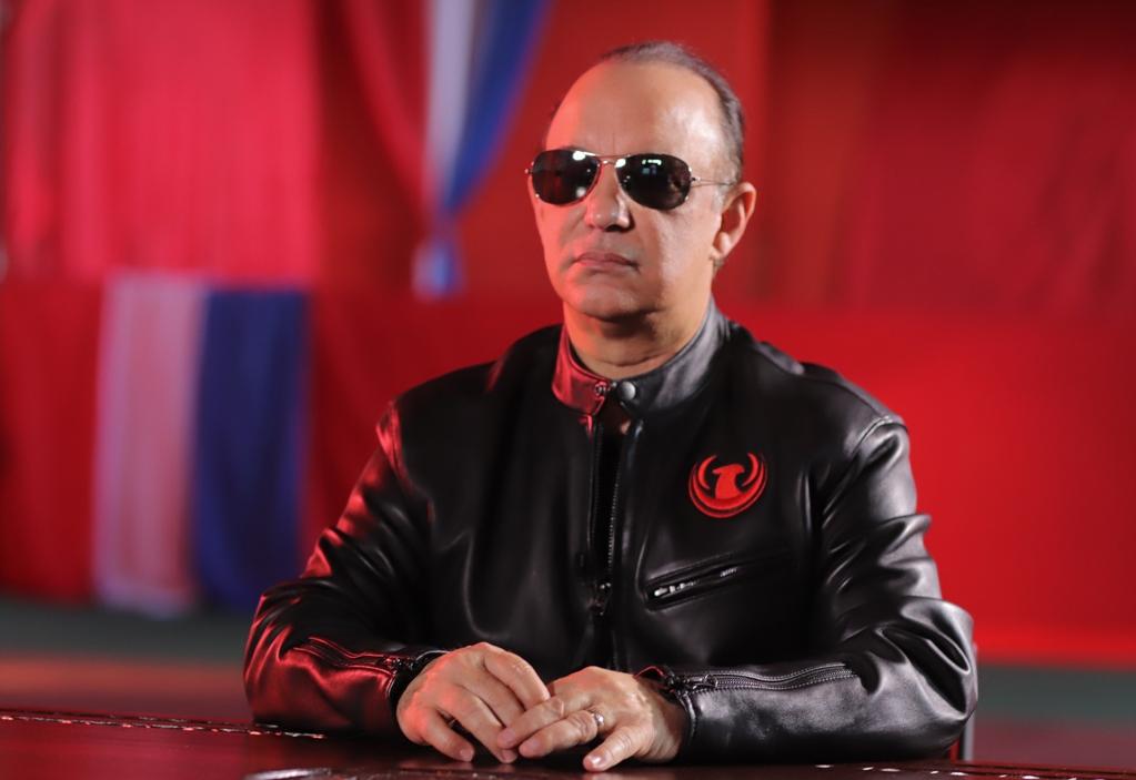 Quique Antún, presidente del PRSC