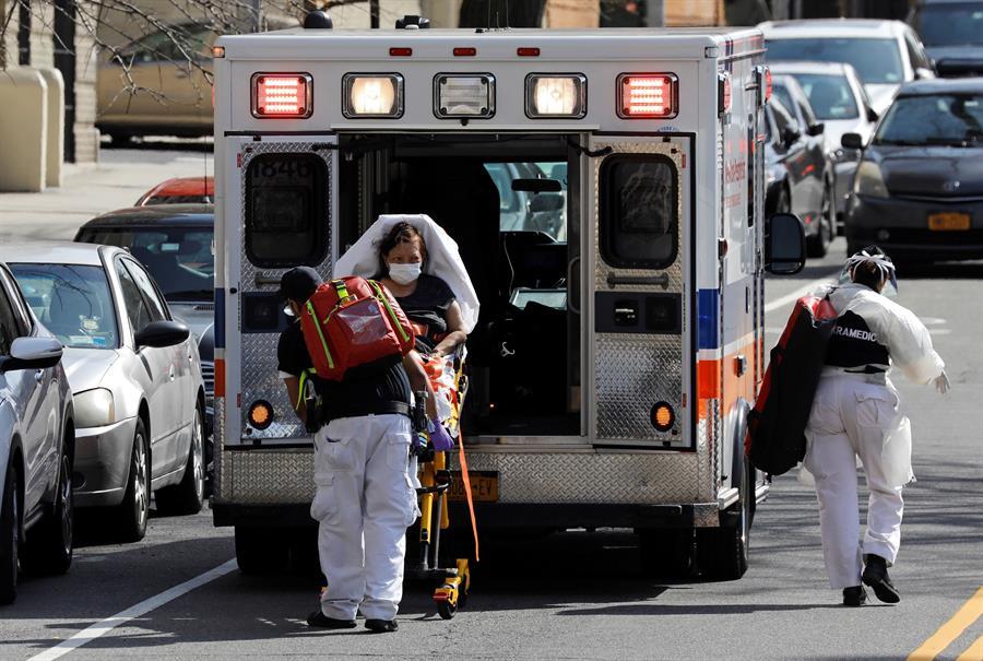 Nueva York dice que las muertes por COVID-19 son muchas más que las oficiales - N Digital