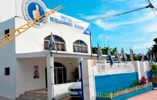 Casa nacional del PRM.