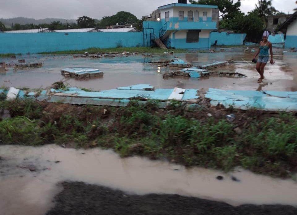 Inundaciones en Hato Mayor
