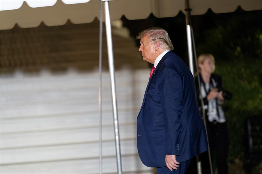 Estados Unidos-Trump