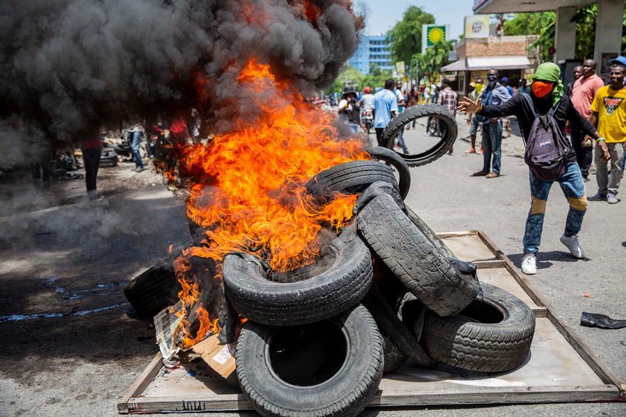 Fuego-haiti