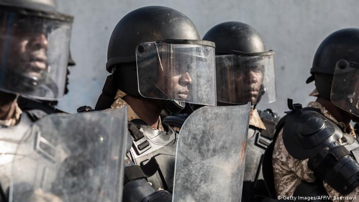 Haití protestas