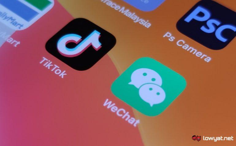 El Gobierno de EE.UU. planea restringir el domingo el acceso a TikTok y  WeChat - N Digital