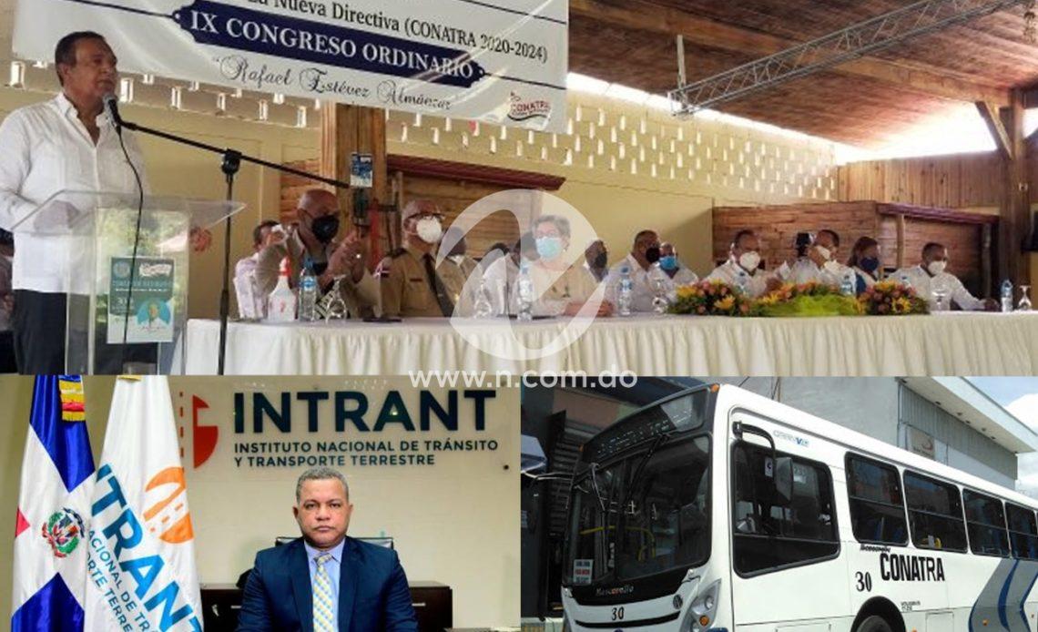 Acuerdo entre Intrant y Conatra