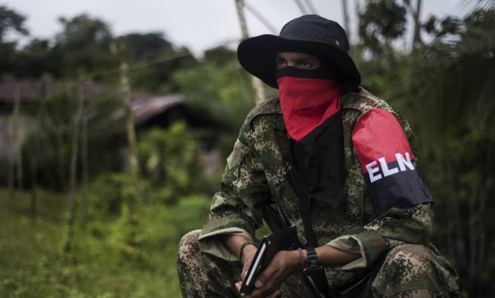 Alias Uriel, guerrillero colombiano