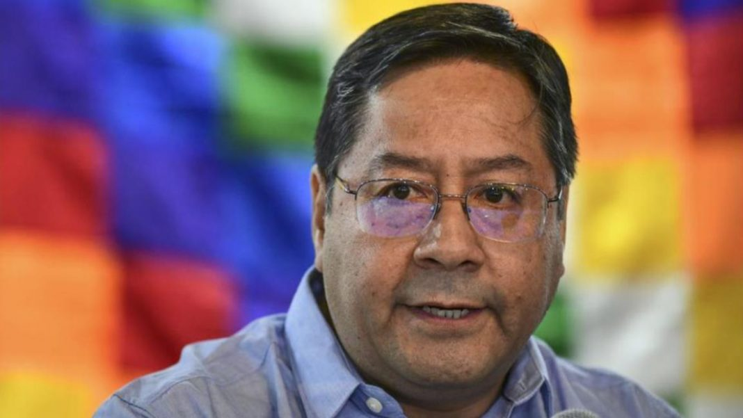 Luis Arce, virtual ganador de las elecciones bolivianas