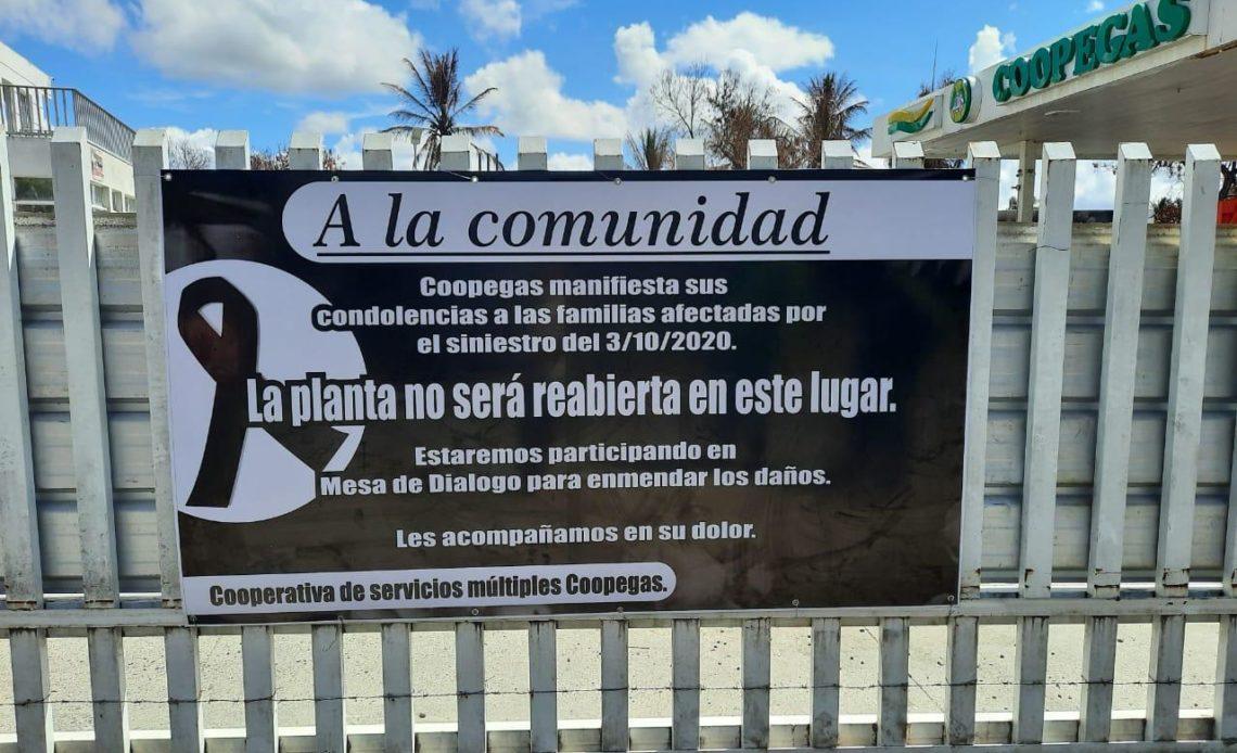 Planta de gas Santiago.