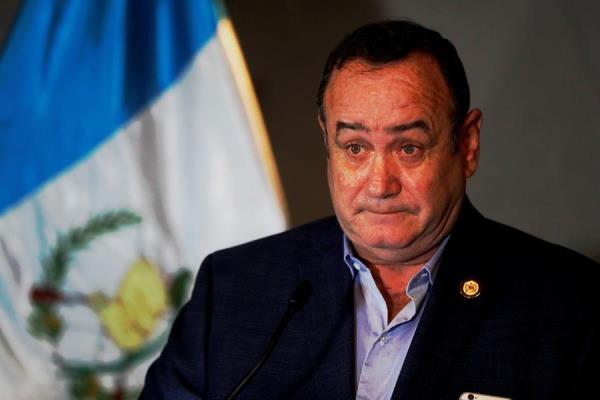 Presidente de Guatemala
