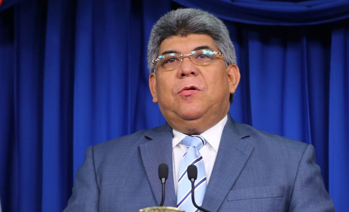Fernando Rosa, expresidente del FONPER