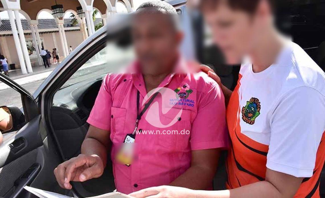 Taxistas enfrentados en Punta Cana