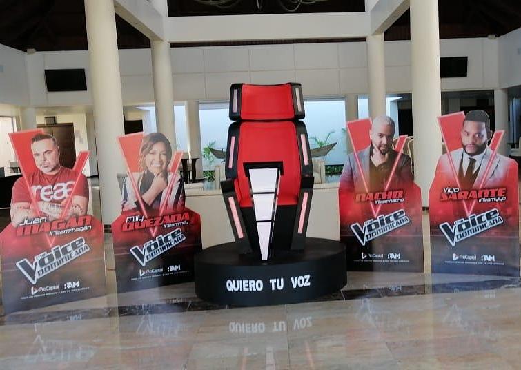 The Voice Dominicana será un show de canto para toda la familia - N Digital