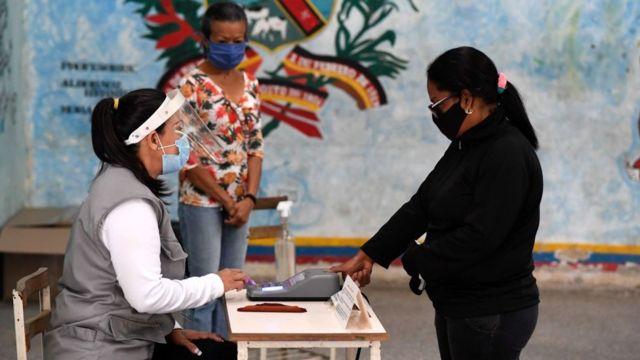 Elecciones legislativas de Venezuela