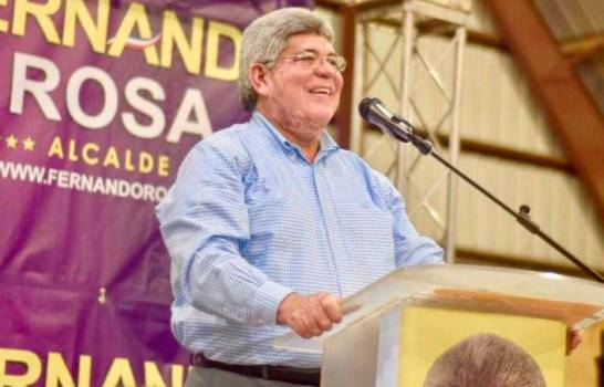 Fernando Rosa, expresidente del Fonper...
