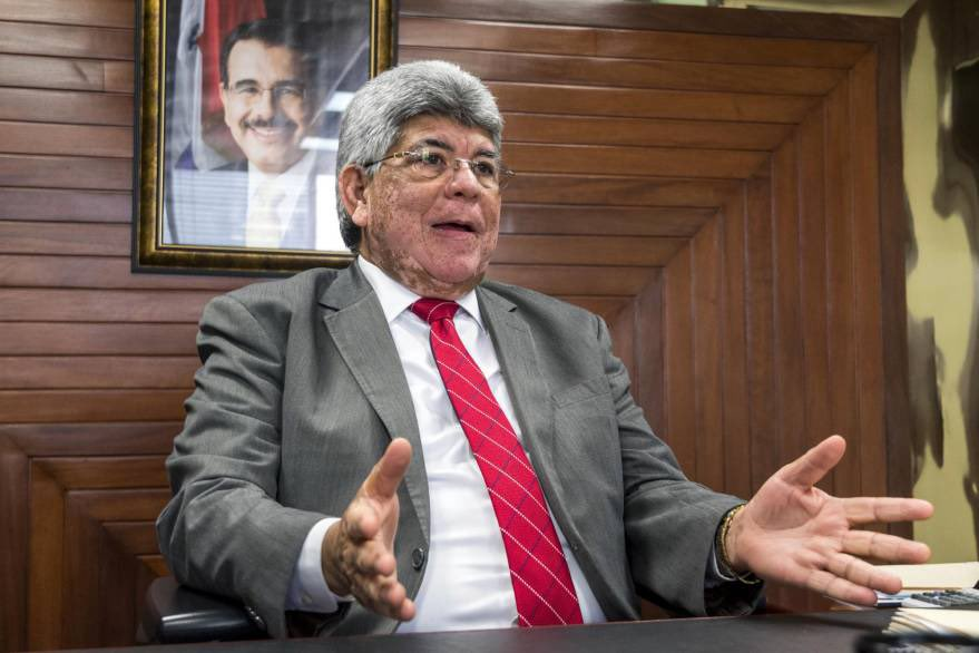 Fernando Rosa, expresidente del Fonper.