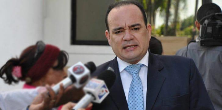 Miguel Surun Hernández, presidente del CARD