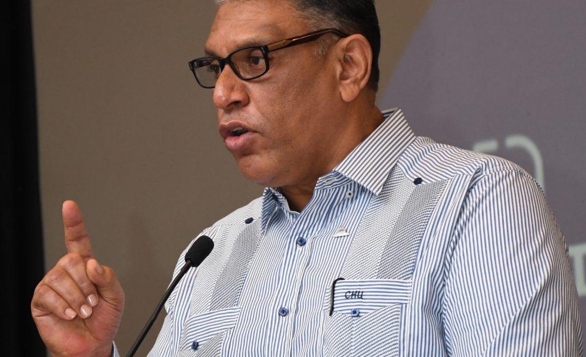 Ministro Jesús Vásquez Martínez