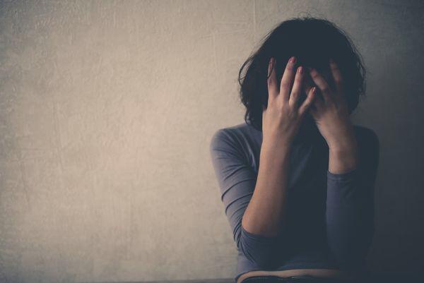 Personas con depresión. Imagen ilustrativa
