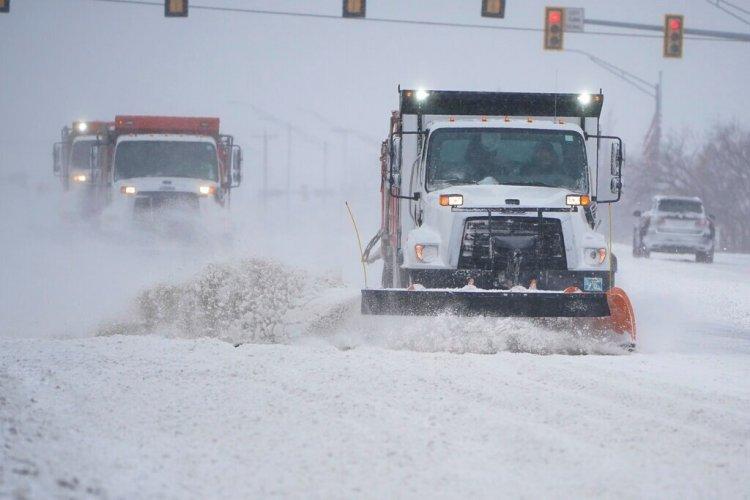 Resultado de imagen para ya son 47 los muertos por tormenta invernal en EEUU