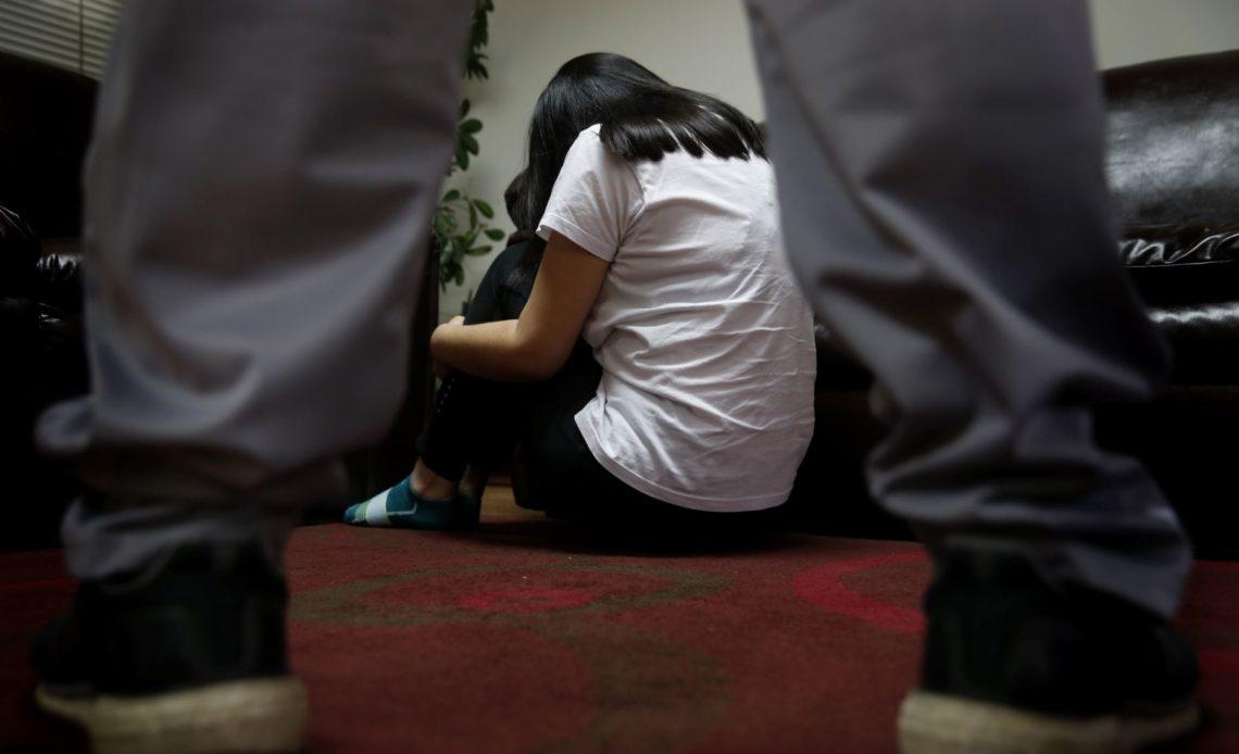 Abuso sexual contra menores