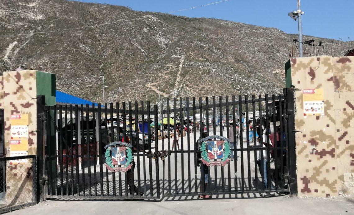 Frontera dominico-haitiana.