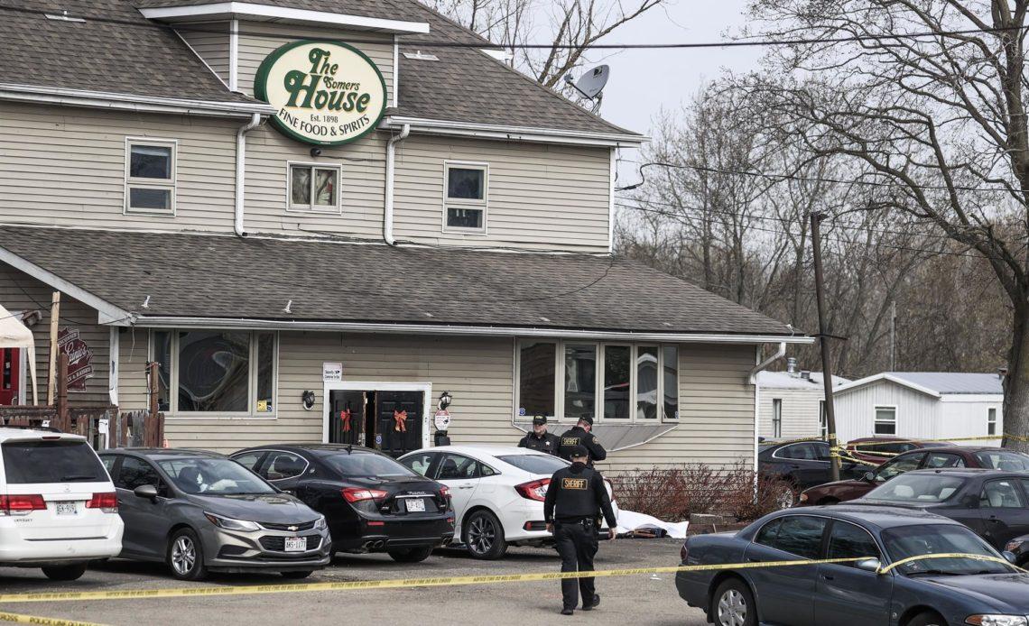 Tres muertos y dos heridos por disparos en un bar de Wisconsin en EE.UU.