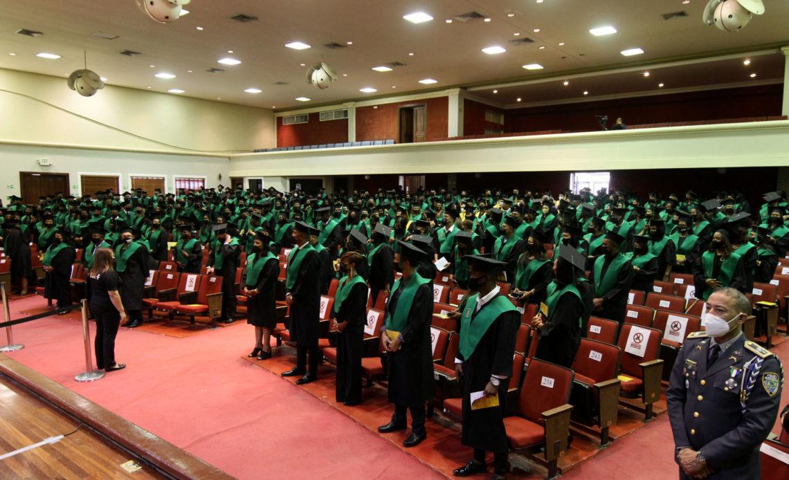Graduación ordinaria