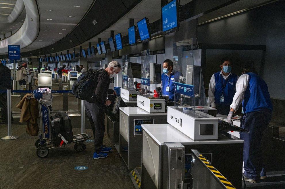 Aeropuertos de Estados Unidos