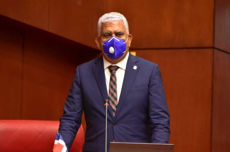 Ricardo de los Santos, senador de Sánchez Ramírez
