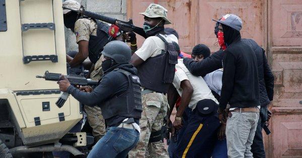 Secuestros en Haití