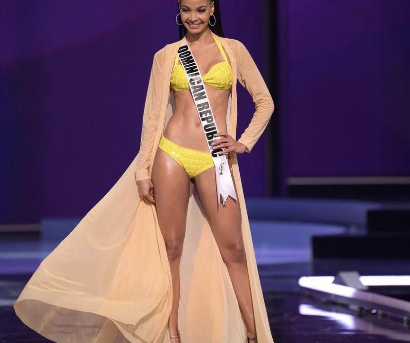 Kimberly Jiménez, Miss República Dominicana