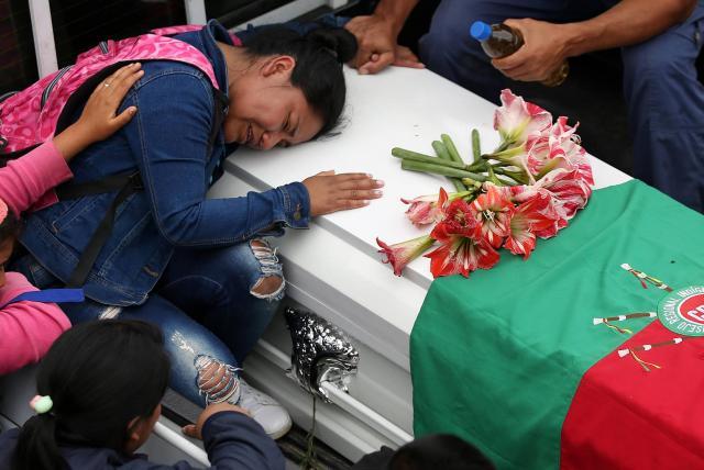 Asesinan a nueve personas en Colombia