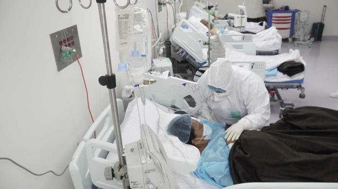 Salud Pública reporta ocupación UCI de 70% y 1,238 nuevos casos