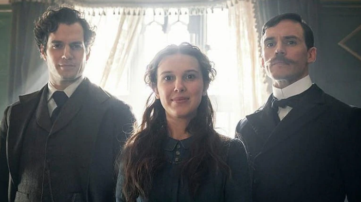 Netflix confirmó Enola Holmes 2: Millie Bobby Brown y Henry Cavill repetirán