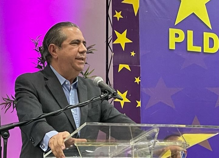 Francisco Javier se propone PLD recuperar plaza del DN al ser juramentado presidente