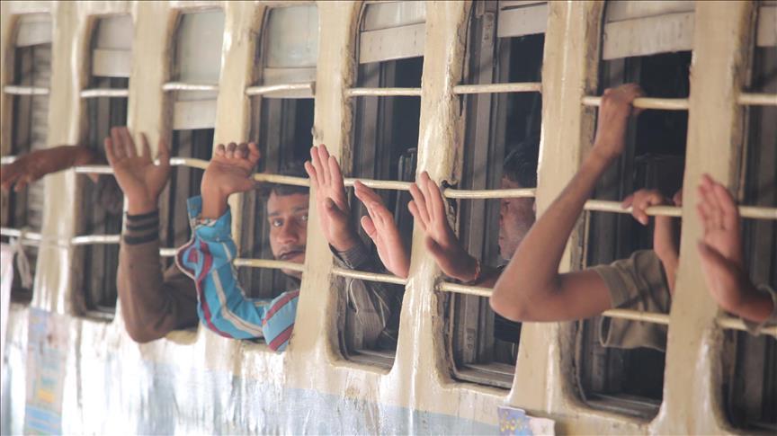 Prisioneros indios
