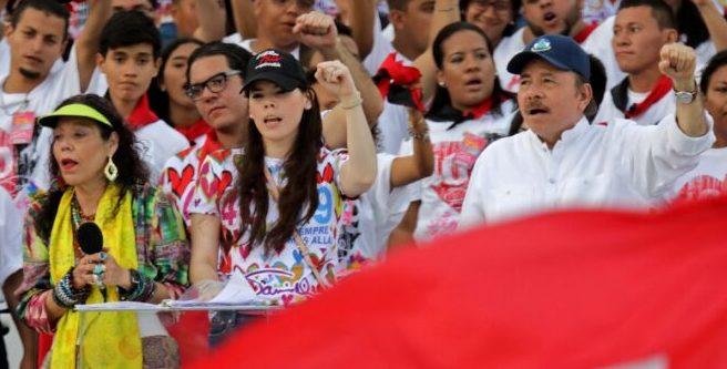 Con rivales presos, se despeja el camino para reelección de Ortega en Nicaragua