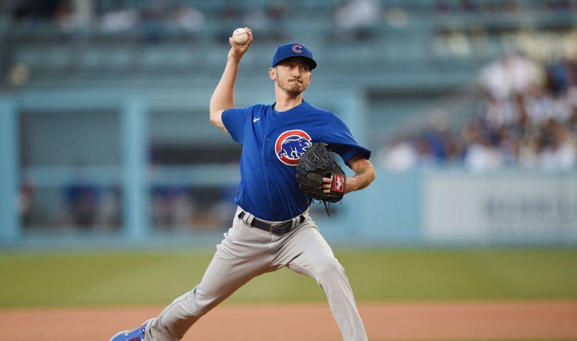 Cubs lanzan un no hitter