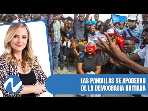 La bandas urbanas gobiernan Haití