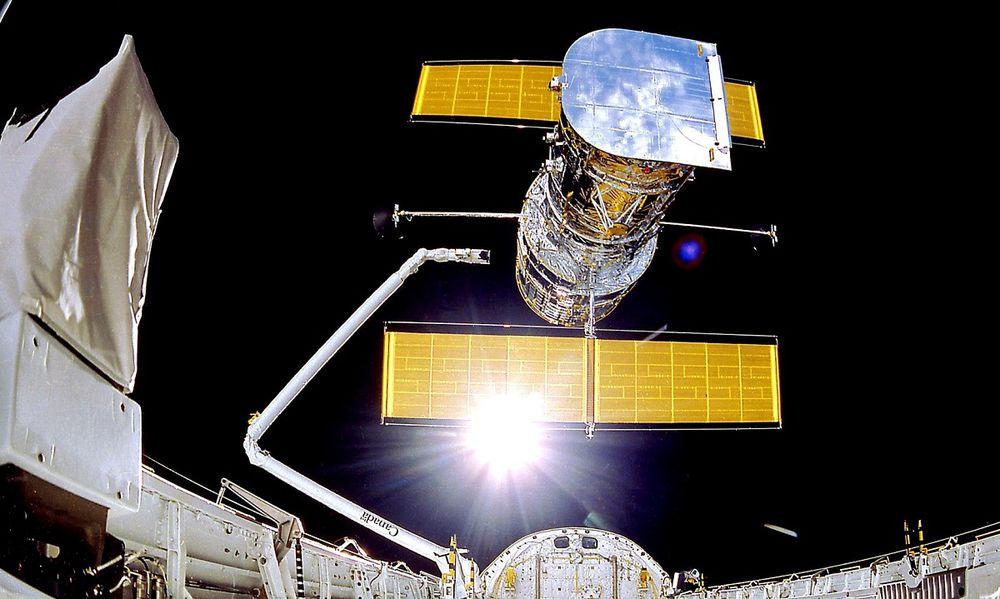 El telescopio espacial Hubble dejó de funcionar desde hace unos días, según la NASA