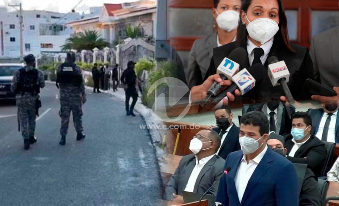 Militares dominicanos supuestamente amenazan custodios caso Coral