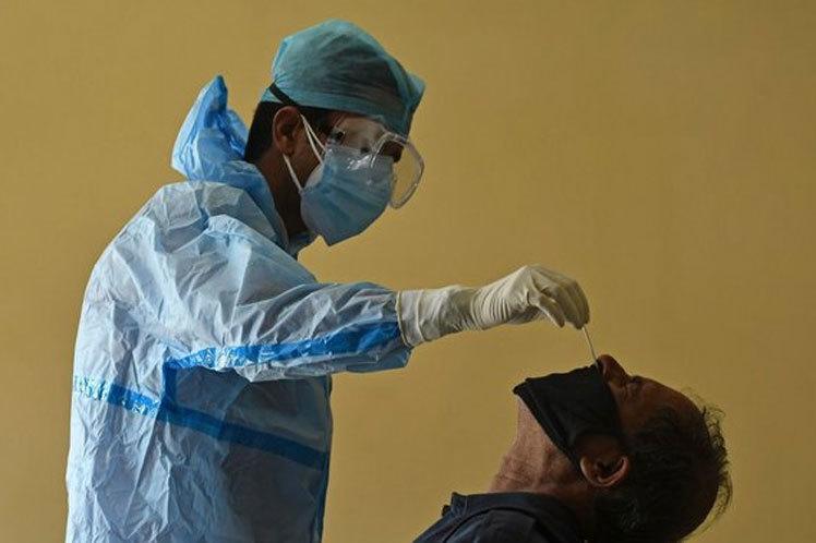 Salud Pública registra 1,149 nuevos contagios de covid-19 y cinco muertes