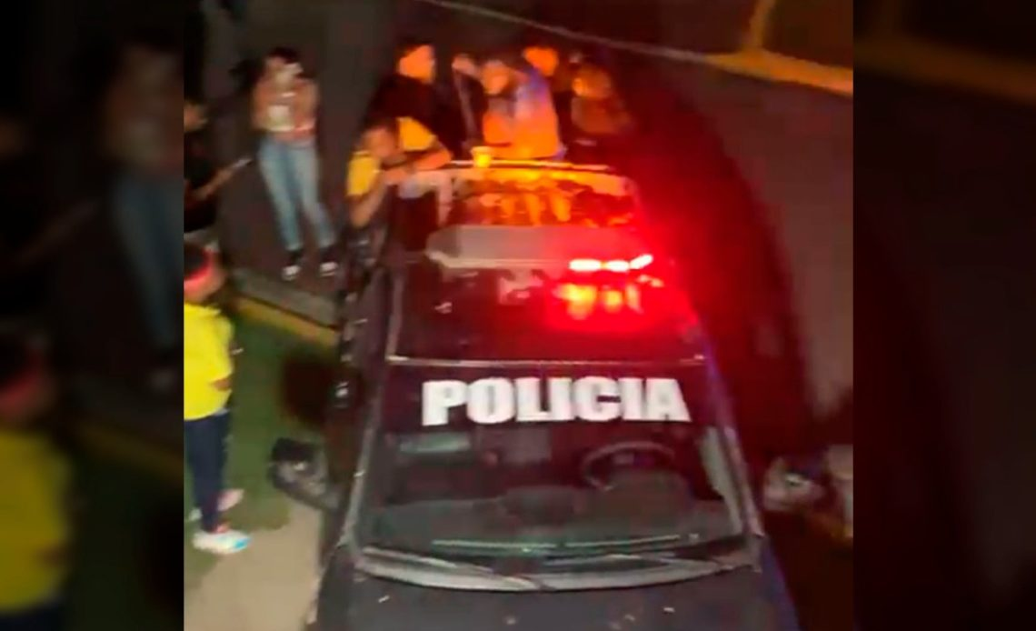 Teteo privity en Santiago