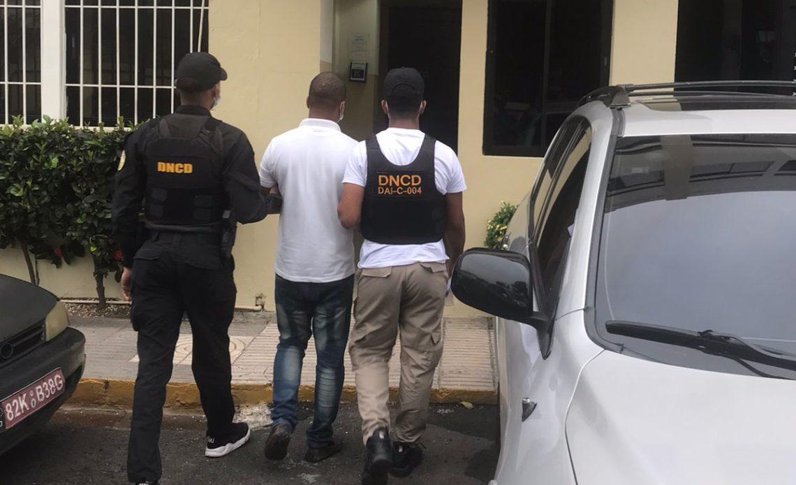 La DNCD desarticula red de narcotráfico internacional en el Aeropuerto de Puerto Plata involucrados en la incautación de 309 kilos de cocaína.
