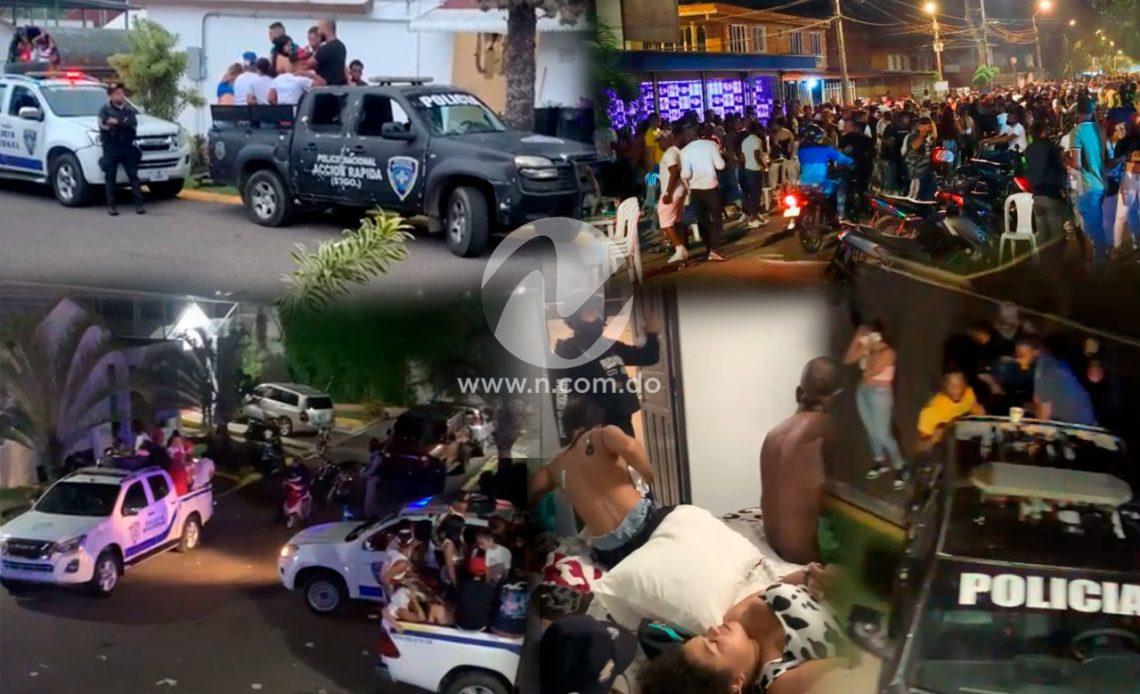 """""""Teteos"""" callejeros pasan a ser los """"Privity"""" clandestino en villas y cabañas"""