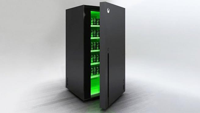Xbox refrigerador